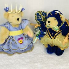 Lot 2 Muffy Vanderbears 10th Anniversay 1994 Butterfly 1991 Bears Le Tag Box
