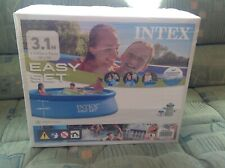 Intex Easyset 10ft Swimming Pool with Pump filter NEW BOXED