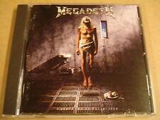 CD / MEGADETH - COUNTDOWN TO EXTINCTION