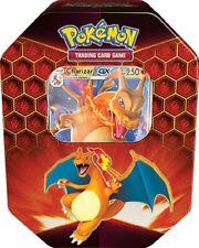 Pokemon Tin - Hidden Fates Charizard GX (EN)