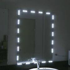 Makeup Dressing Mirror 10ft 60 LED Strip Bar Vanity Lamp Flexible Light w/Remote