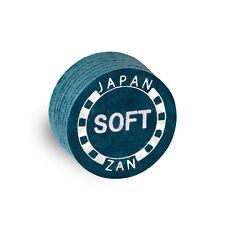 1 ZAN PLUS SOFT Pool Billiard CUE TIP - 8 Layers