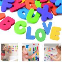E520 Foam Letters Numbers Learning Toy 36Pcs Education Alphabet Bath Tub Bath