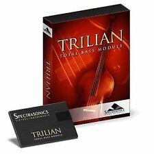 Spectrasonics Trilian Total Bass Module Virtual Instrument (usb)