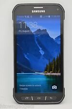 Samsung Galaxy S5 Active SM-G870A 16GB Gray UNLOCKED GSM AT&T TMOBILE METRO PCS