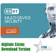 ESET Multi-Device Security – 3 Geräte 1 Jahr ESD Lizenz PC/MAC/Linux/Smartphone