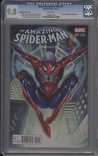 AMAZING SPIDER-MAN #1 (CAMPBELL VARIANT) / CGC 9.8 / 1268641007
