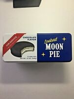 Lookout Moon Pie Cookie Collector Metal Tin 2017 100th Anniversary Ltd Edition