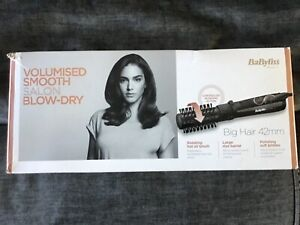 BaByliss 2777U 42mm Hair Rotating Styler, brand new in box