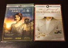 Downton Abbey:  Final Sixth Season 6 (DVD) New, Free Shipping! Plus Bonus DVD!