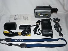 Sony Handycam CCD-TRV21 8mm Video8 Camcorder VCR Player Camera Video Transfer