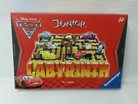 JUNIOR CARS 2 LABYRINTH DISNEY - SELTENE AUSGABE - RAVENSBURGER - Max J. Kobbert