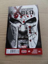 Uncanny X-Men (3 rd series) 16 . Marvel 2014 . VF
