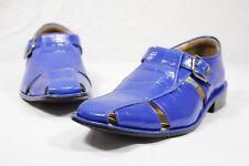 Giorgio Brutini Men's Blue Hesky Sandal Shoes Size 8.5 Nwot