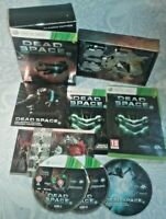 Dead Space 2 Collectors Edition Xbox 360 Game Plasma Cutter+Soundtrack CD+Cards