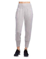 NWOT Jockey Sport Women's French Terry Jogger Pants - GRAY, XXL