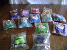McDonalds Teenie Beanie Baby collection 1998-2000 lot of 11 bonus Flubber/Weber