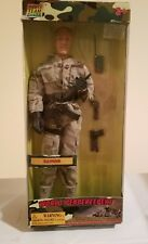 POWER TEAM ELITE 1/6 SCALE 12 INCH RANGER FIGURE WORLD PEACEKEEPERS 21 WWII CAMO