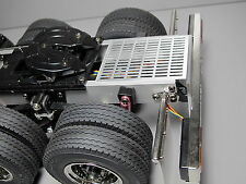 Aluminum Frame Rail Grill Cover Plate Tamiya RC 1/14 King Grand Knight Hauler