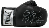 Ray Boom Boom Mancini Signed Black Everlast Right Hand Boxing Glove JSA ITP