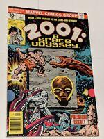 2001 A Space Odyssey #1 December 1976 Marvel Comics