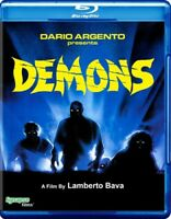 Demons [New Blu-ray] Digital Theater System, Subtitled, Widescreen