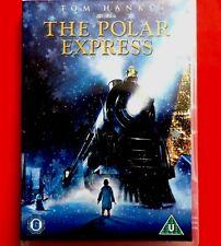 THE POLAR EXPRESS    DVD,    Tom Hanks     *EX+ / NM*