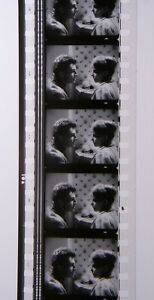 The Judge and The Sinner - 35 mm film trailer - B/W -Kodak