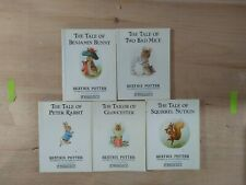 Lot of 5 Beatrix Potter The Complete Tales The Original & Authorized Ed. (PB)