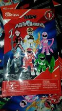 Mega Construx Power Rangers Series 1 Blind Bag Mini NEW (1 Figure) buy 3= 1 free