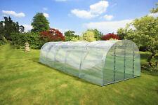 28m Gewächshausfolie Gitterfolie Frühbeetfolie Gartenfolie 250g 1,5m breit grün