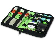 BUBM FUNCTION ACCESSORIES STORAGE CARRY BAG CASE for Cable Memory Cards small