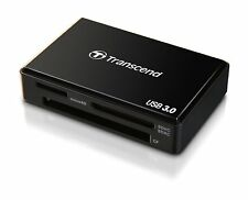 Transcend USB 3.0 Multi Card Reader for SD SDHC SDXC MS CF Cards TS-RDF8K