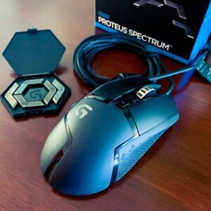 LOGITECH G502 ⚡️ Proteus Spectrum ⚡️ RGB 🌈 Tunable Wired Gaming Mouse 🎮