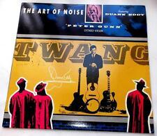 "Duane Eddy The Art Of Noise / Peter Gunn Theme 1986 12"" Single 33rpm Vinyl NM"