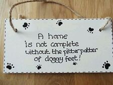 Humor Non Breed Specific Dog Signs & Plaques