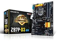 Schede madri GIGABYTE per prodotti informatici Intel da 4 memory slot