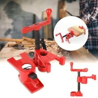 3/4'' Quick Release Heavy Duty Wide Base Wood Metal Clamp Woodworking Workbench'