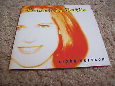 Libby Buisson - Senseless Rattle CD *RARE* Indie!