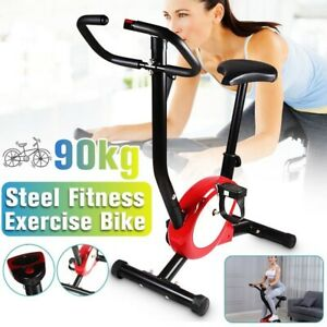 Fitness Workout Indoor Exercise Machine Cycling Trainer Bike Home Cardio Gym