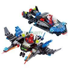 Fighter Plane Building Blocks Sets Bricks Toy Kid Christmas Birthday Gift 133Pcs