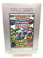 Captain America Vol 11 Col #201-214 Marvel Masterworks HC Hard Cover New Sealed