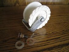 Nelson Rain Train Traveling Tractor Lawn Sprinkler Front Wheel Replacement Part