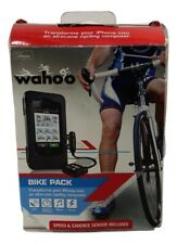 Wahoo WFRPMC RPM Speed and Cadence Sensor Fitness Bike Pack iPhone 4S Case