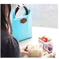 Tote Portable Lunchboxes Insulated Waterproof Cooler Storage Bag For Food Vogue