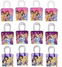 Cinderella Snow white Princes Birthday Party Favor Goodie Gift candy Bags 12pcs
