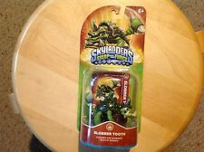 NIB Skylander Swap Forces Slobber Tooth, in sealed package.  Box shows some wear