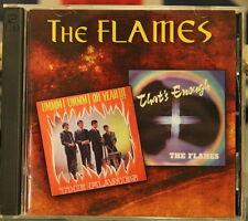 The Flames-Ummm Ummmm Oh Yeah/That's Enough  S. African psych 2 cds