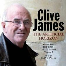 The Artificial Horizon: Volume Two of Poems by Clive James - audio CD NEW SEALED