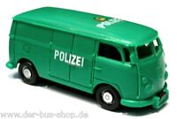 VW Bus T1 - Kentoys Modell - ca 1:72 - Polizei